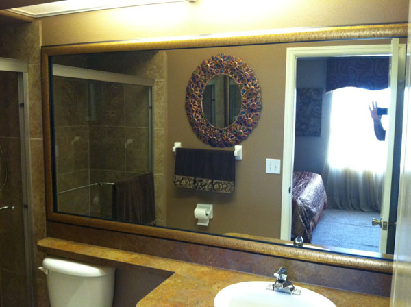 Custom Cut Mirrors And Mirror Frames Tampa Bay Fl