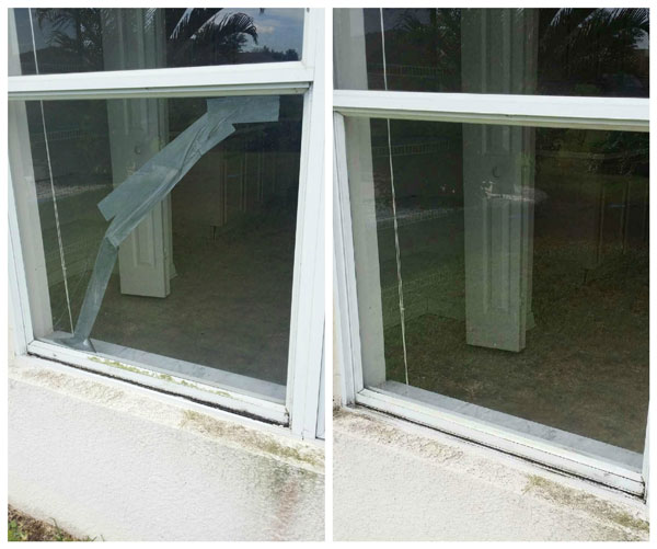 Window Repair: Before and After
