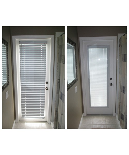 In-Glass Door Blinds
