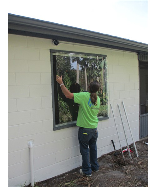 Installing Home Window