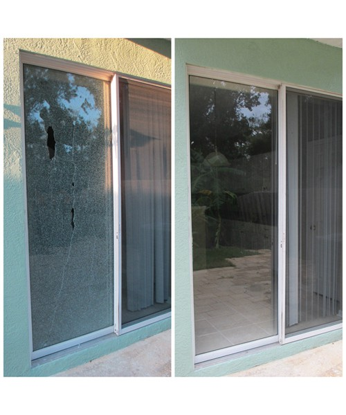Door Glass Repair And Replacement Near Tampa Bay Fl