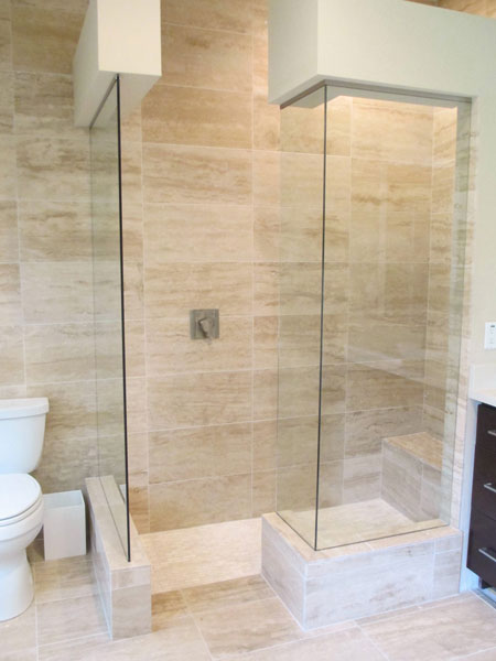 Frameless Shower Enclosures Tampa Bay Fl