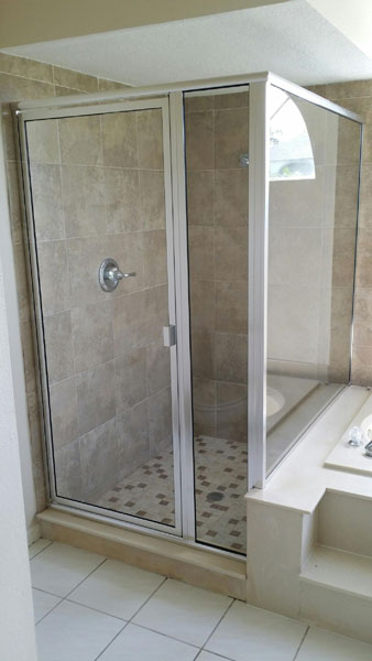 Framed Shower Enclosures Tampa Bay Fl Shower Doors
